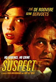 Suspect Poster