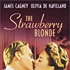 James Cagney and Olivia de Havilland in The Strawberry Blonde (1941)