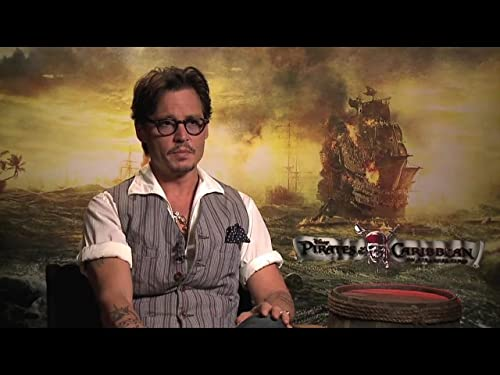 Johnny Depp: The IMDb Original Interview