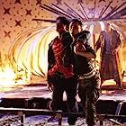 Aaron Kwok and Jingchu Zhang in Chun sing gai bei (2010)