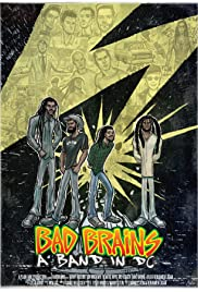 Bad Brains: A Band in DC Poster