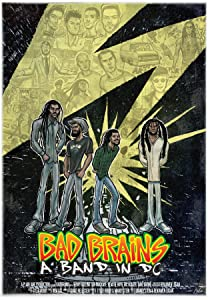 Top movie to download Bad Brains: A Band in DC by Paul Rachman [480x800]