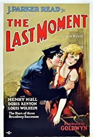 The Last Moment Poster
