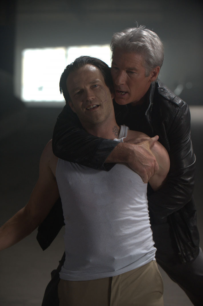 Richard Gere and Stephen Moyer in The Double (2011)
