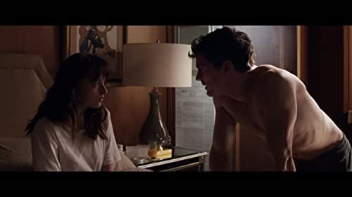 Ana Wakes Up In Christians Hotel Room