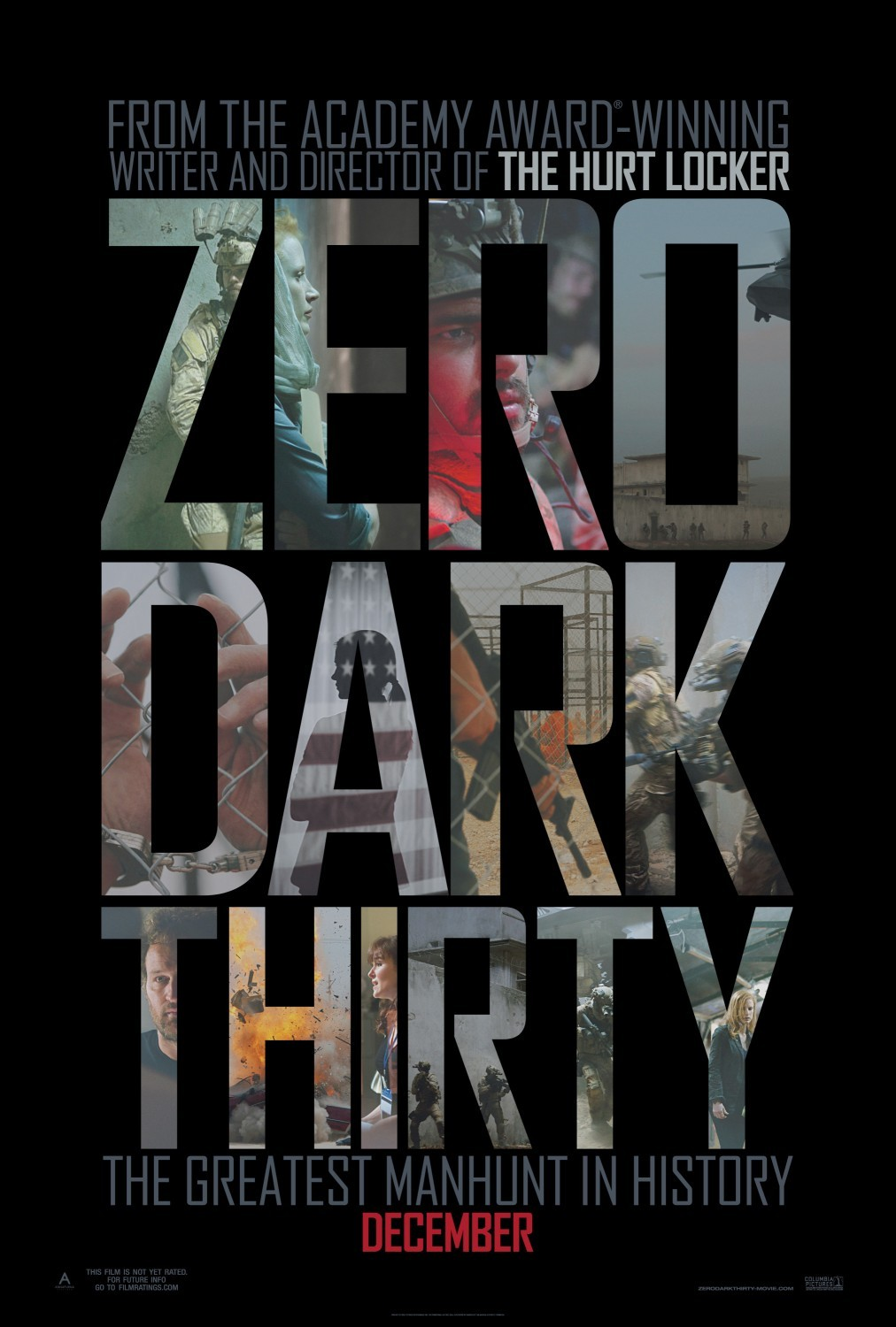 Image result for zero dark poster