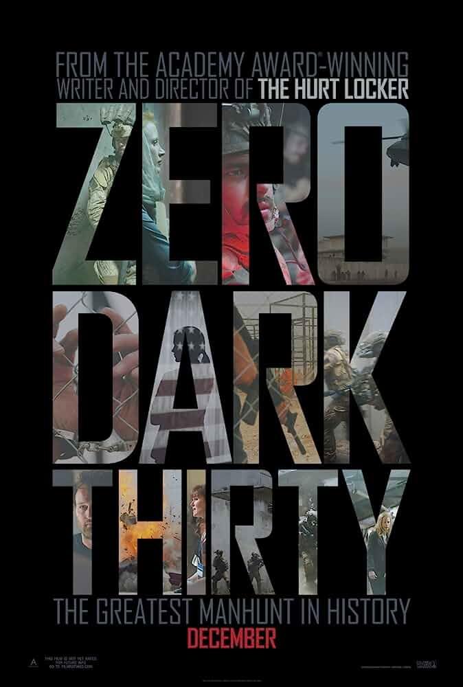 Zero Dark Thirty (2012) in Hindi