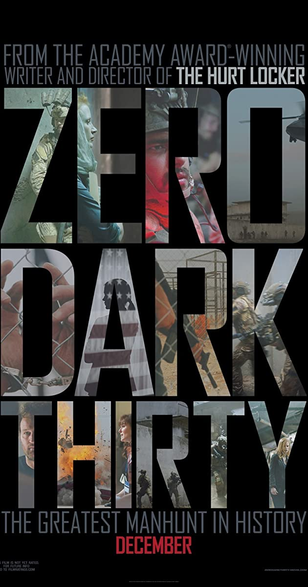 Zero Dark Thirty 2012 Imdb