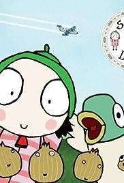 Sarah & Duck Poster
