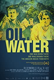 Oil & Water Poster