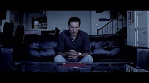 Clip from Mayfly (2013).   Considered one of the most significant discoveries in scientific history, geneticists have successfully developed a test that can accurately predict the exact date of a person's death. Based on actual scientific research, Mayfly chronicles the day of the first man to receive the results of this monumental test; results that will undoubtedly change the rest of his life forever.