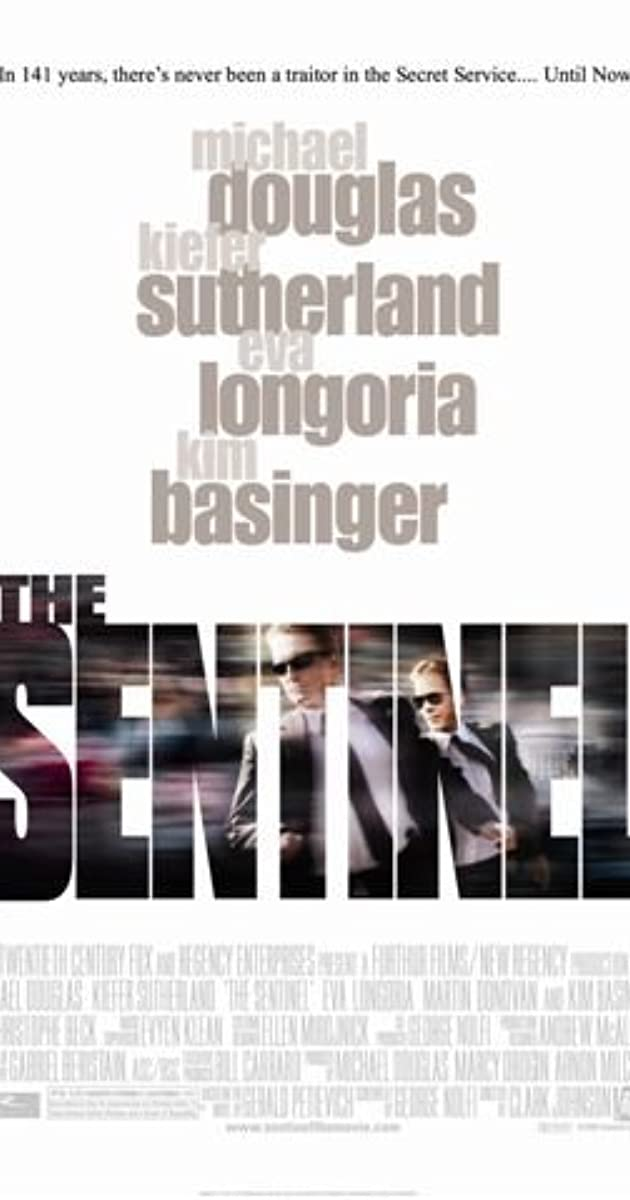 Subtitle of The Sentinel