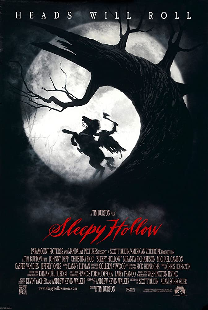 Sleepy Hollow (1999) Tagalog Dubbed