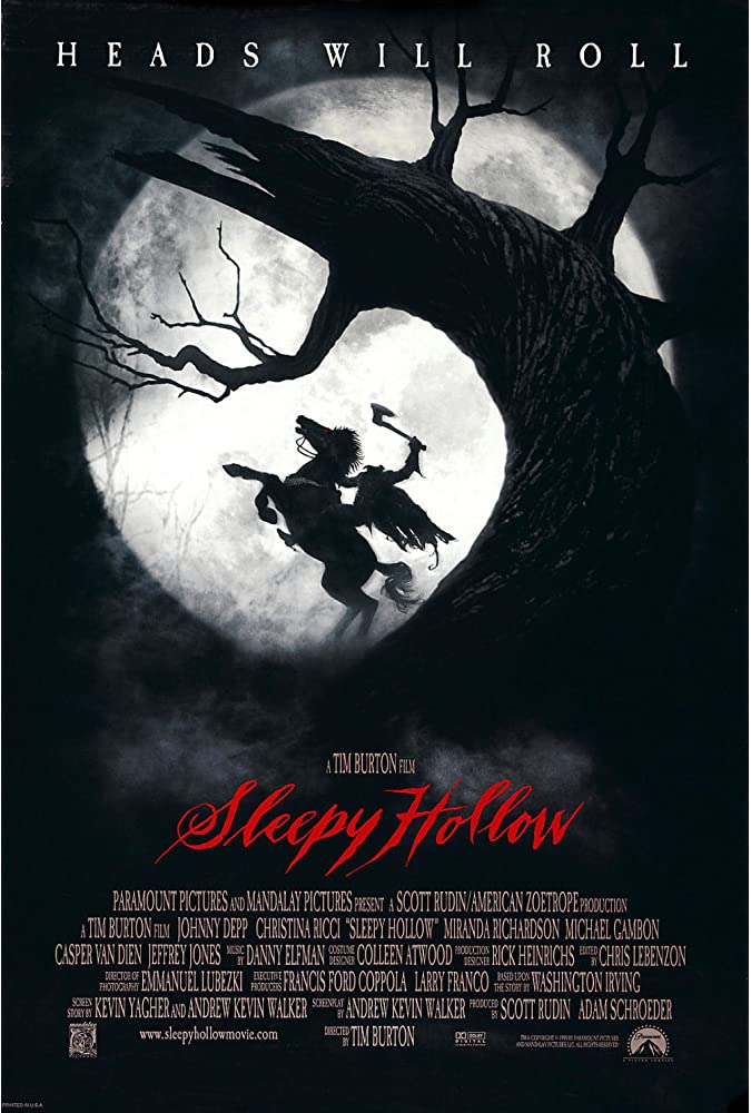 Sleepy Hollow(1999)