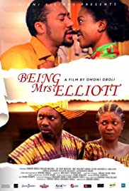 Being Mrs Elliot Poster