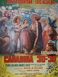Latest downloadable english movies Carabina 30-30 Mexico [Bluray]