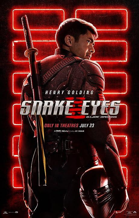Snake Eyes: G.I. Joe Origins (2021) Hindi Dubbed