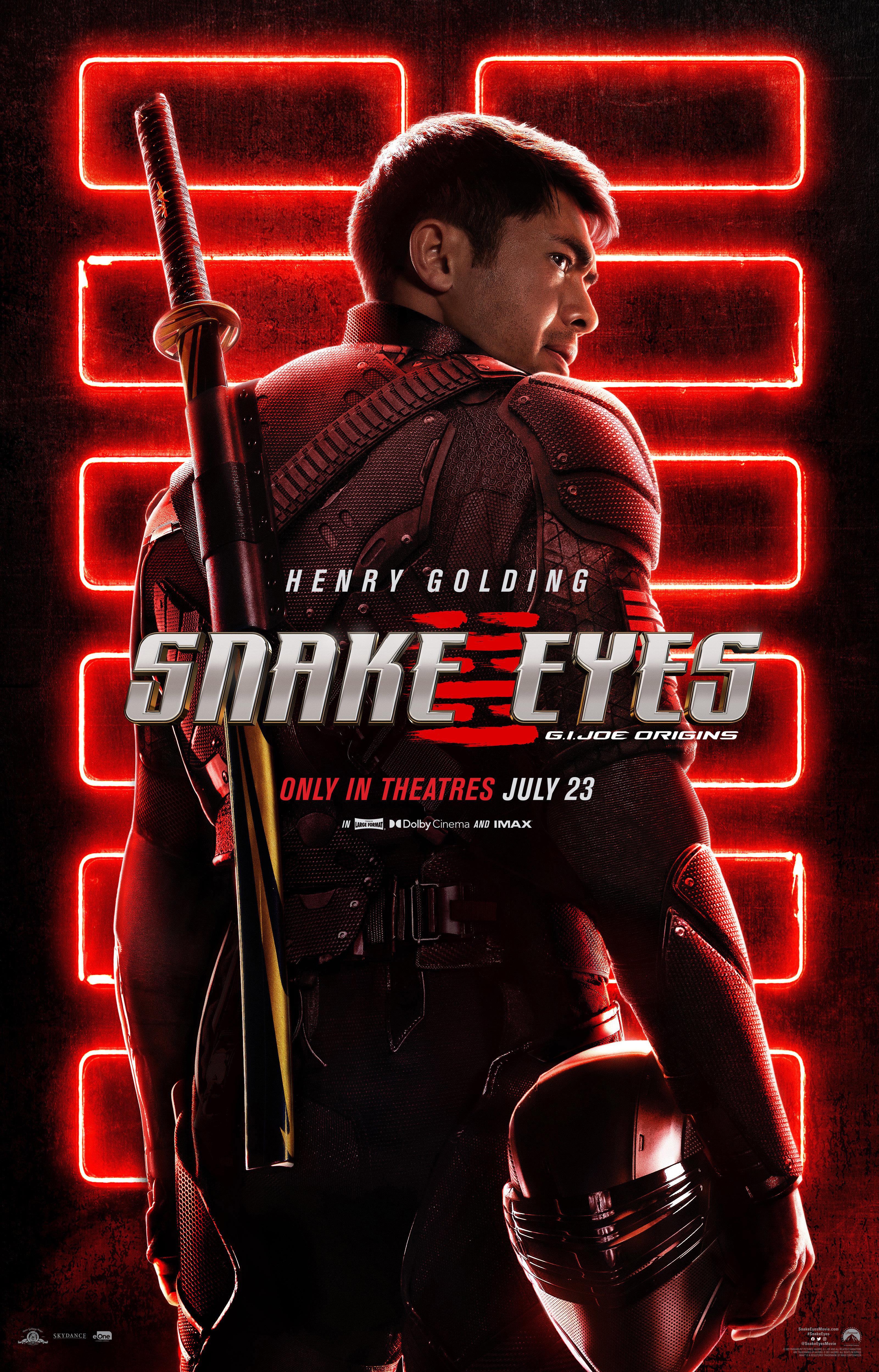 Phim Nhãn Xà - Snake Eyes: G.I. Joe Origins (2021)
