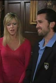 Rob McElhenney and Kaitlin Olson in It's Always Sunny in Philadelphia (2005)