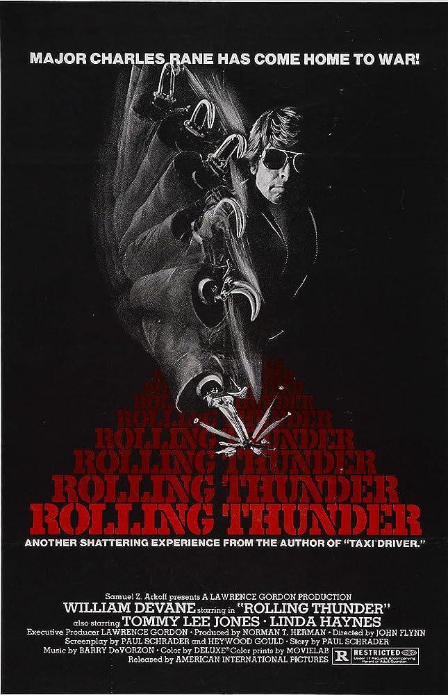 William Devane in Rolling Thunder (1977)