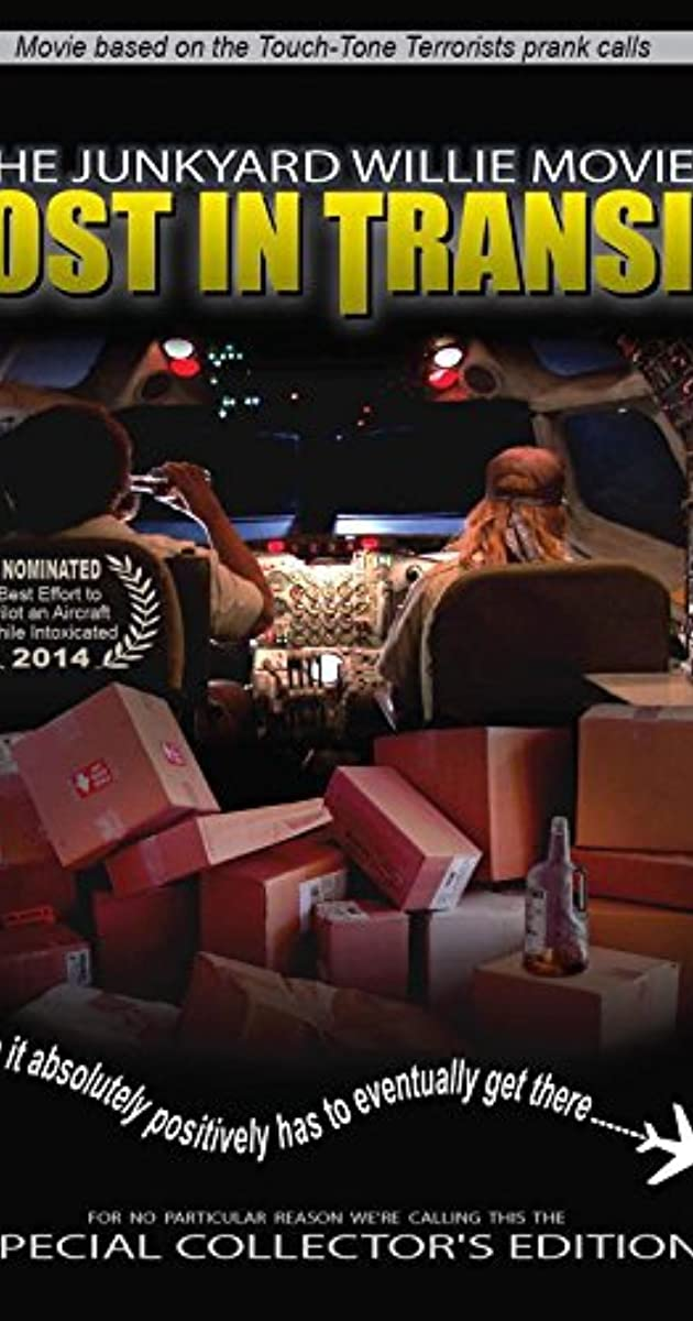 The Junkyard Willie Movie: Lost in Transit (Video 2008) - IMDb