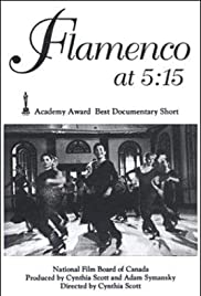 Flamenco at 5:15 (1983) Poster - Movie Forum, Cast, Reviews
