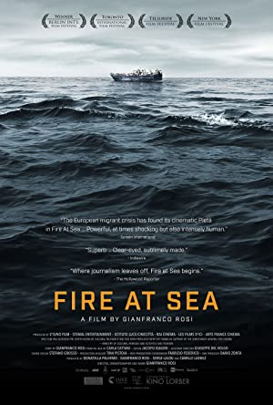 Fuocoammare (Fire at sea) Film Afbeelding