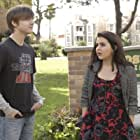 Mae Whitman and Miles Heizer in Parenthood (2010)