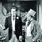 George Sanders and Hurd Hatfield in The Picture of Dorian Gray (1945)