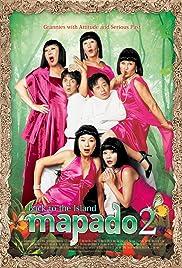 Mapado 2: Back to the Island Poster