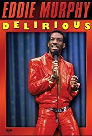 Eddie Murphy: Delirious Poster