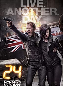 24: Live Another Day (TV Mini-Series 2014)