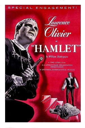 Hamlet Pelicula Poster