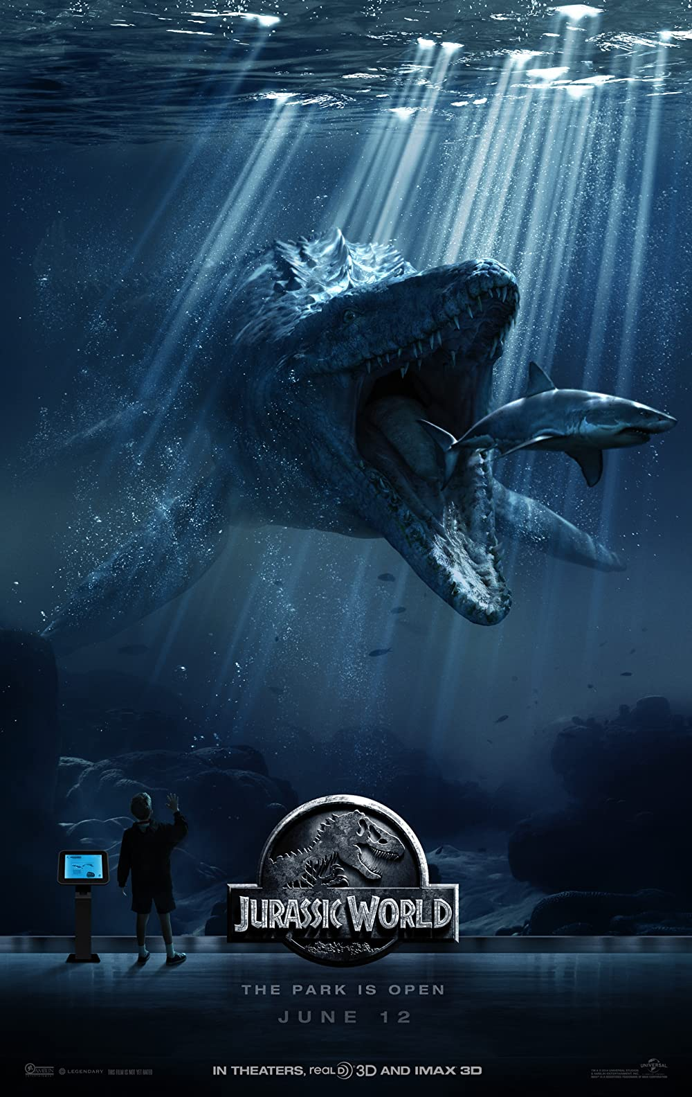 Jurassic World (2015) Subtitle Indonesia