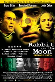 Rabbit on the Moon Poster
