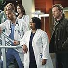 Kevin McKidd, Jesse Williams, and Chandra Wilson in Grey's Anatomy (2005)