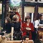 Jennifer Aniston, Lisa Kudrow, Matt LeBlanc, and Marlo Thomas in Friends (1994)