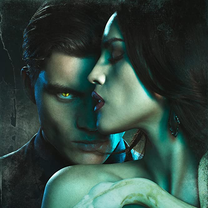 Zane Holtz and Eiza González in From Dusk Till Dawn: The Series (2014)