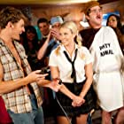 Chelsea Handler, Josh Pence, and James Pumphrey in Fun Size (2012)