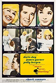 Move Over, Darling (1963) Poster - Movie Forum, Cast, Reviews