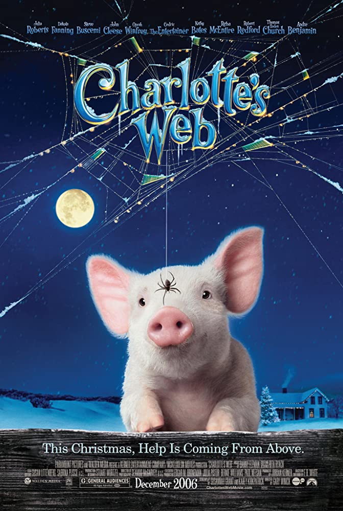 Charlotte's Web 2006 Hindi Dual Audio 346MB BluRay ESubs Download