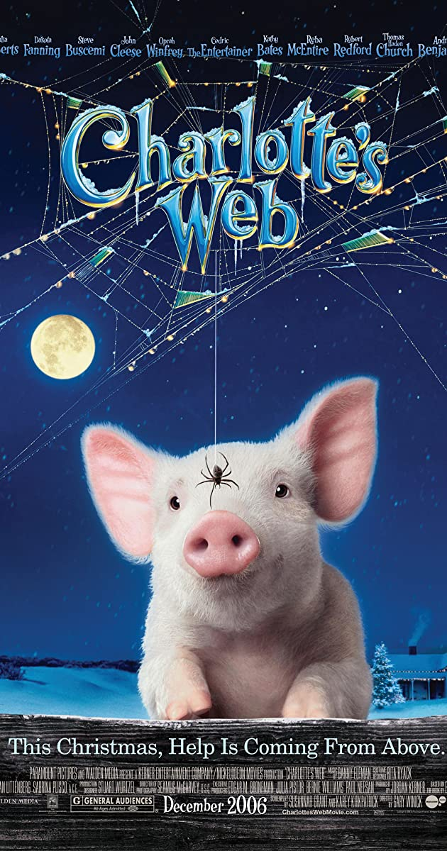 Subtitle of Charlotte's Web