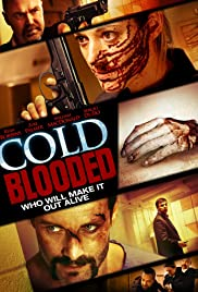 Cold Blooded Poster