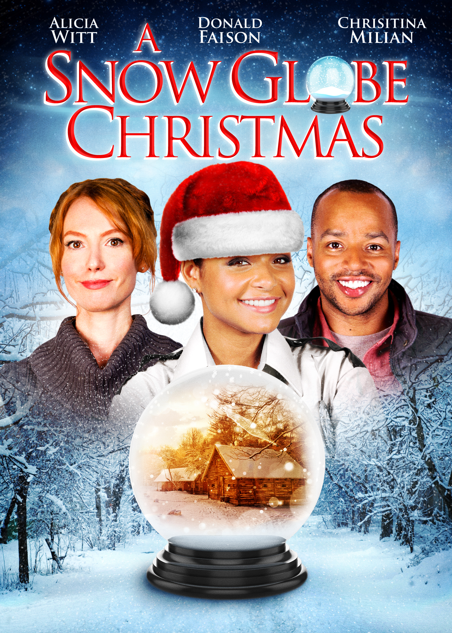 A Christmas Snow.A Snow Globe Christmas Tv Movie 2013 Imdb