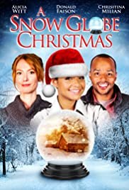 A Snow Globe Christmas Poster