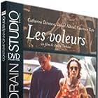 Laurence Côte and Benoît Magimel in Les voleurs (1996)