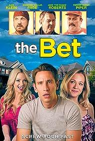 Amanda Clayton, Alex Klein, and Mindy Robinson in The Bet (2016)