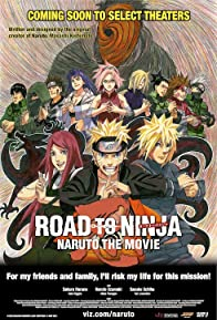 Primary photo for Road to Ninja - Naruto the Movie