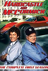Hardcastle and McCormick (1983) Poster - TV Show Forum, Cast, Reviews