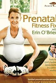 Prenatal Fitness Fix Poster